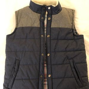 Cherokee winter vest